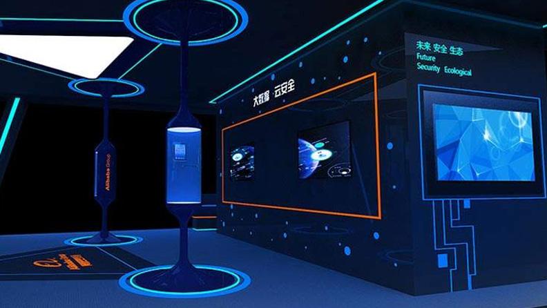 麦景龙为西安某公司总部提供音视频系统!